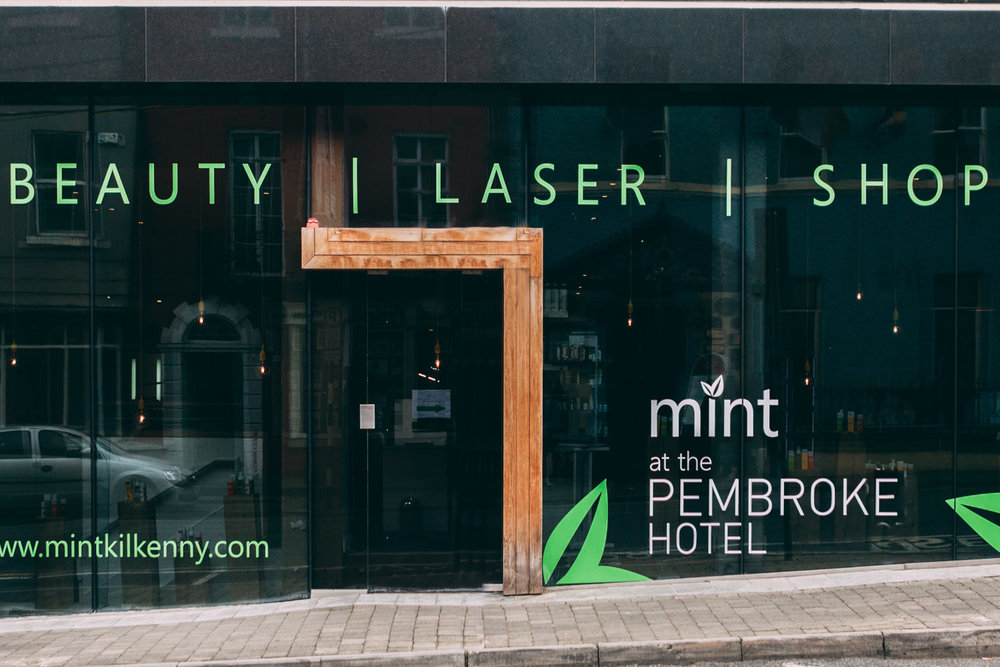 Mint at the Pembroke Hotel Kilkenny