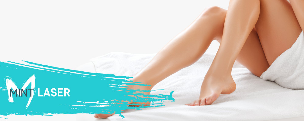 Laser Hair Removal or Women Kilkenny - Mint