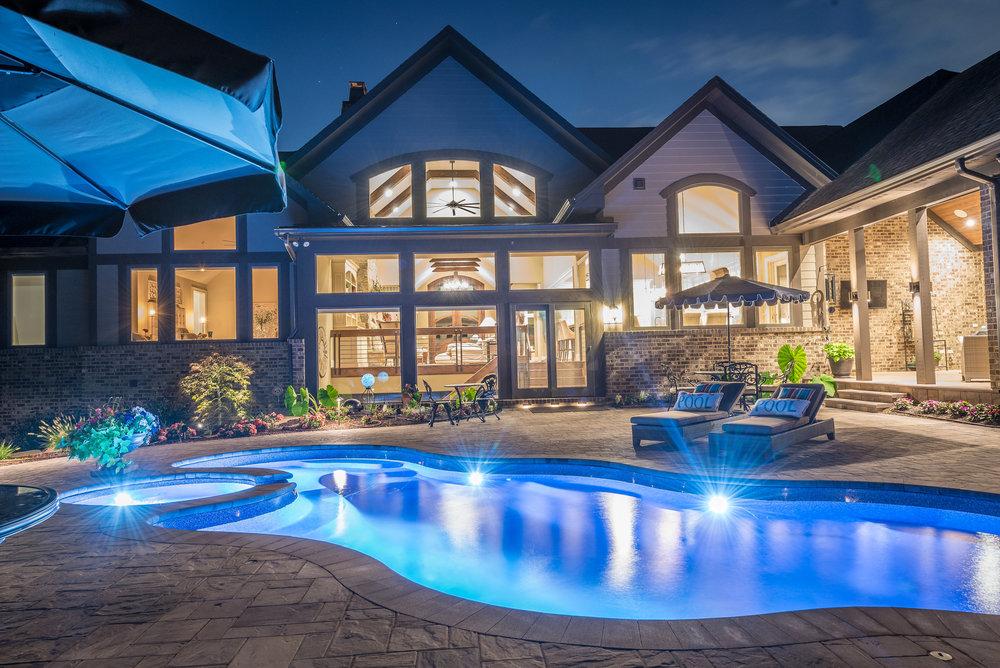 Daniel DeVol Builder - Liberty Township Residence
