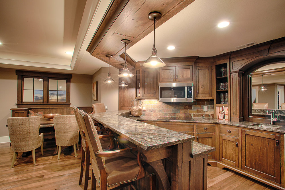 Daniel DeVol Builder Homearama - Craftsman Cottage