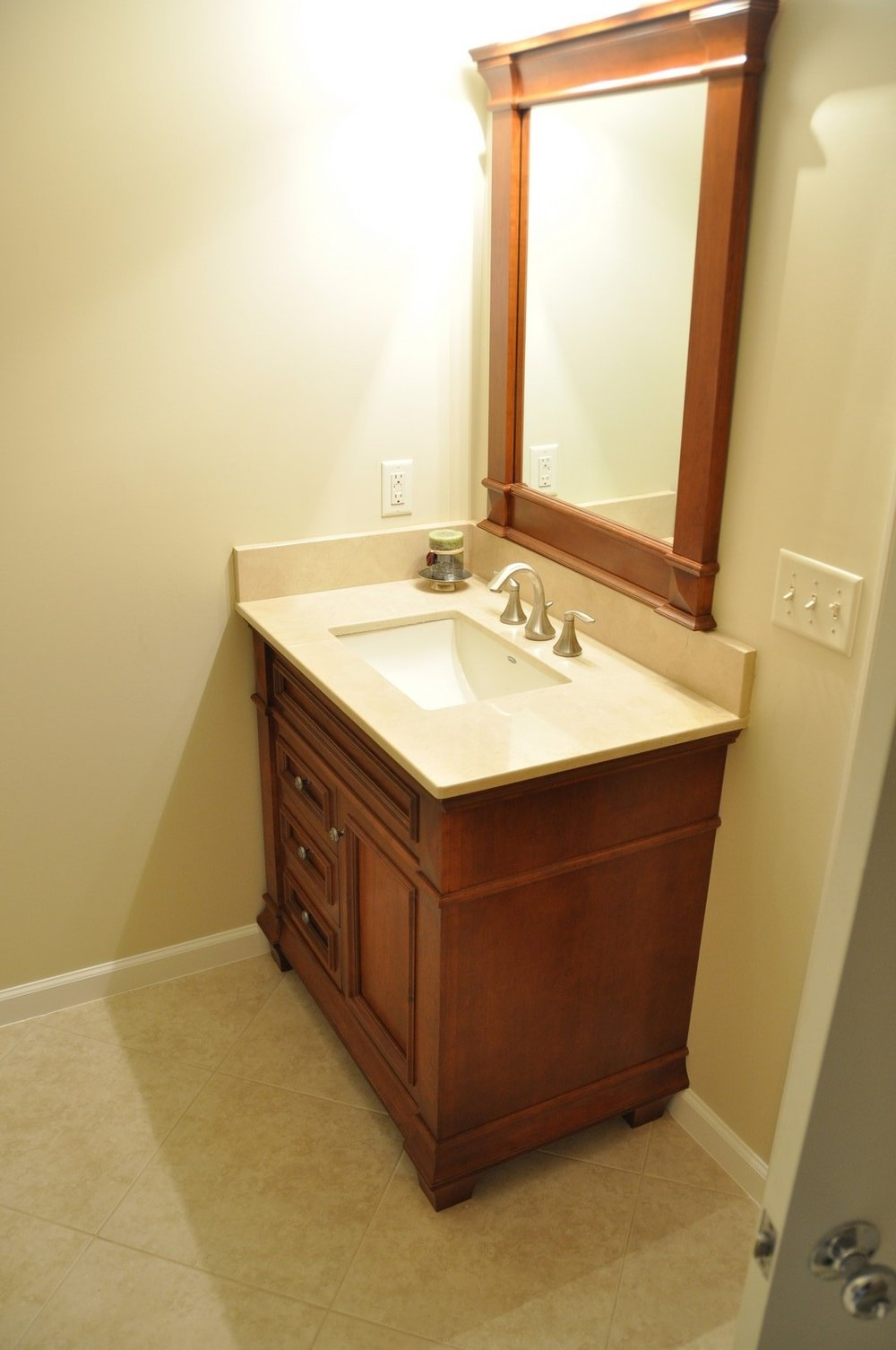 Daniel DeVol Builder - Kettering Master Bath