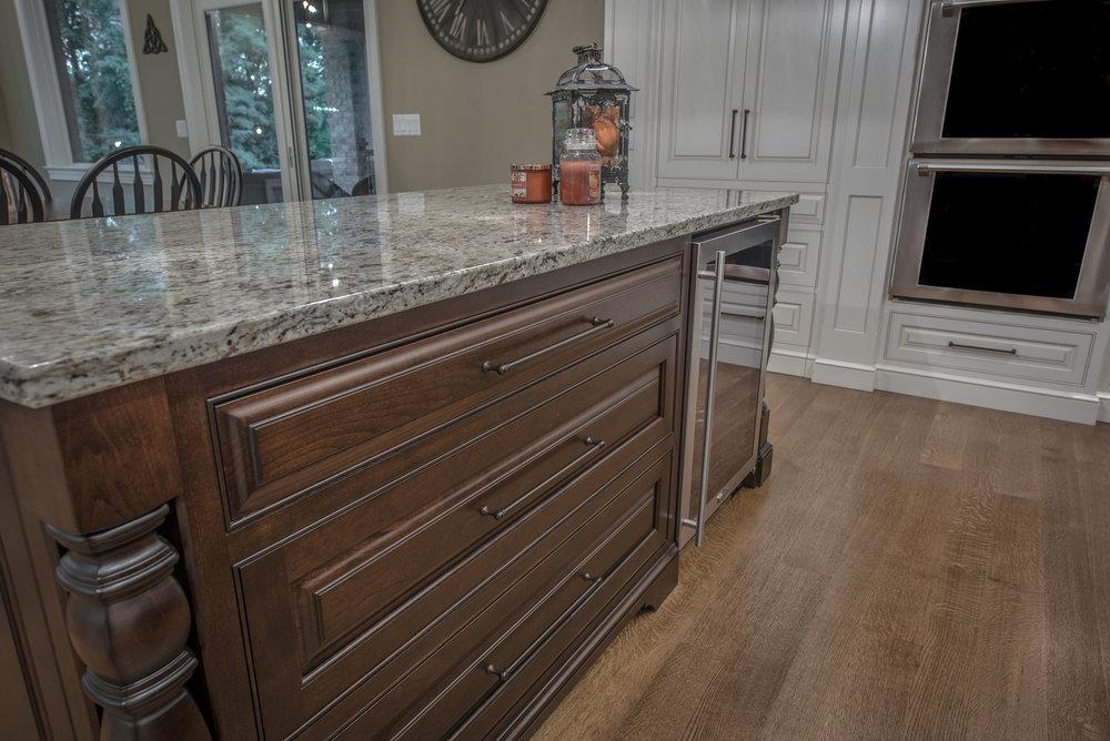 Daniel DeVol Custom Builder Inc. - Centerville Residence Saddle Creek