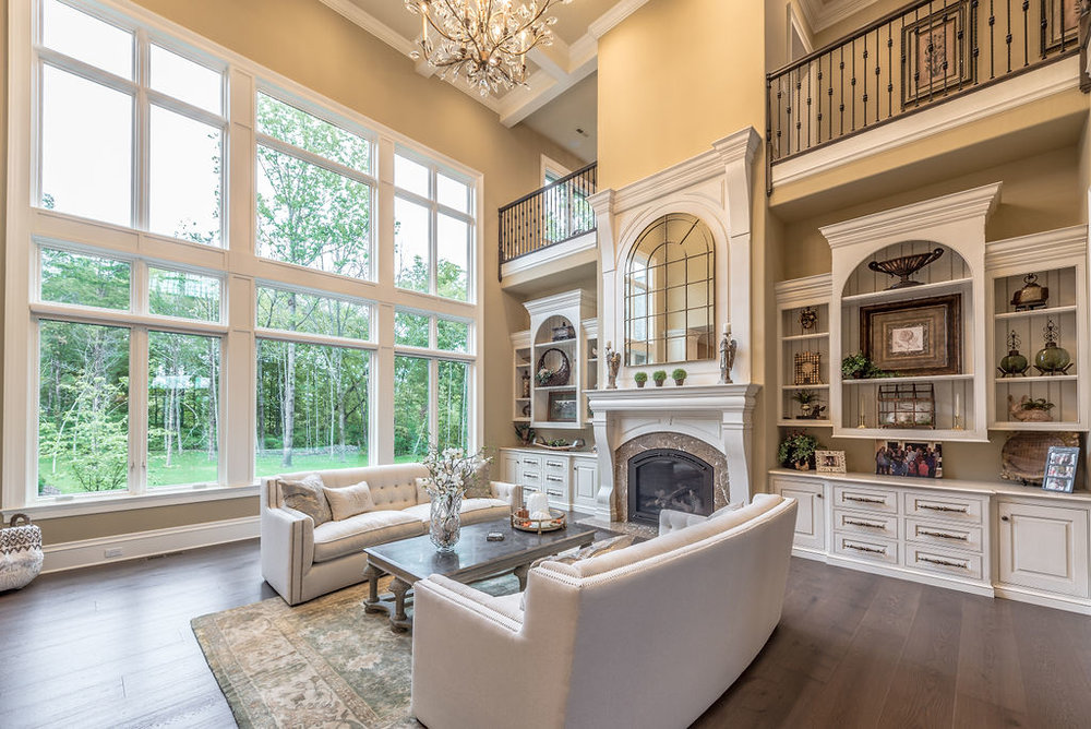Daniel DeVol Custom Builder Inc. - Springboro Residence Country Brook