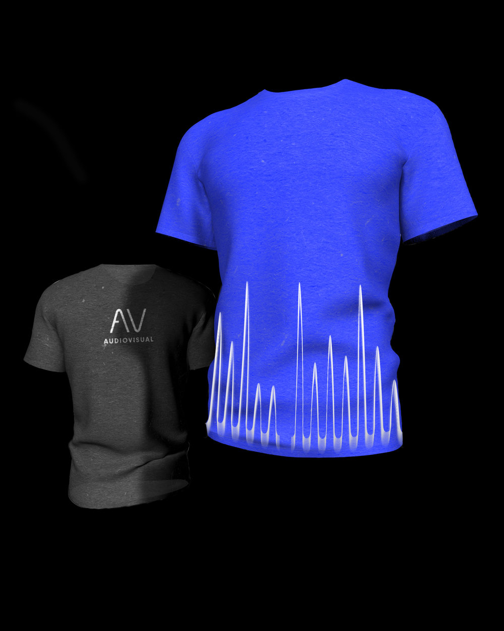 t-shirts available at concerts have secret messages that can be decoded between friends. -