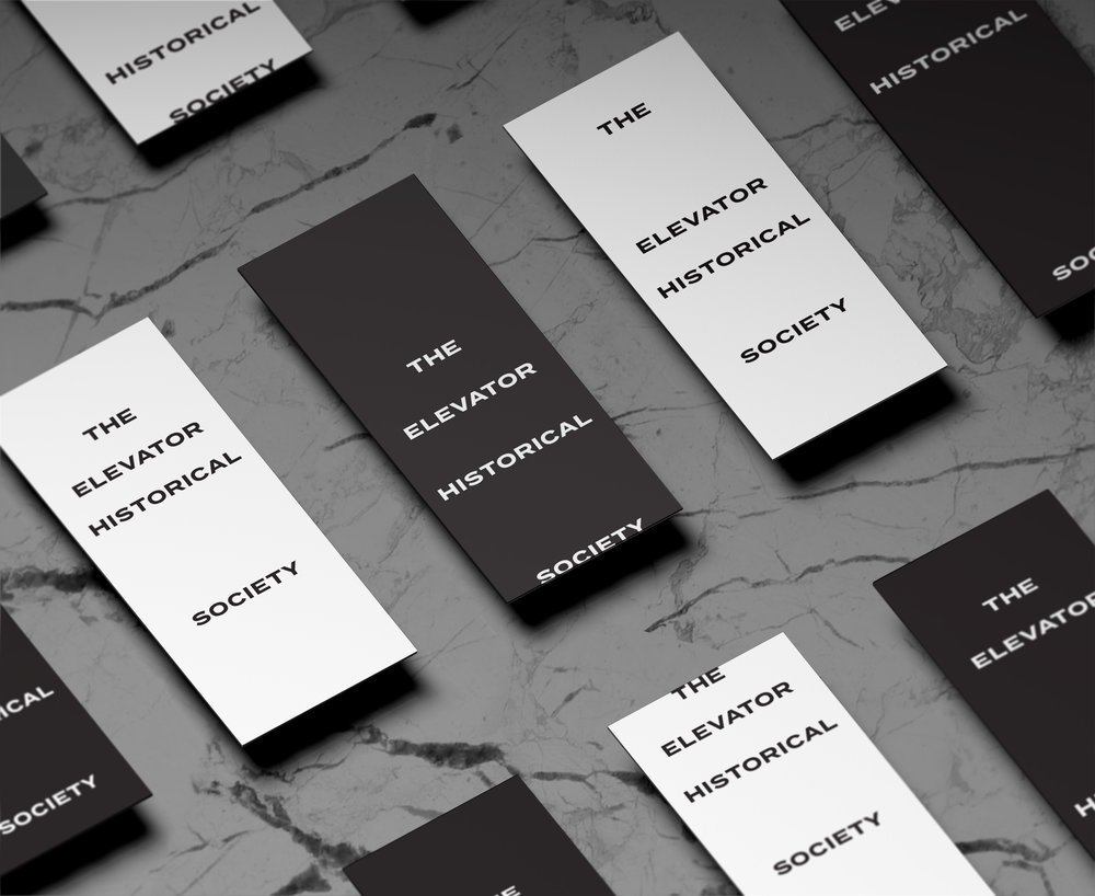 an ever-changing logo makes for a unique brand experience with each business card.  -