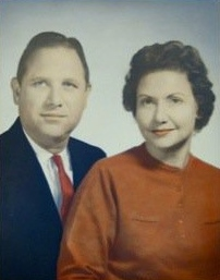 Cedric & Mildred Knott