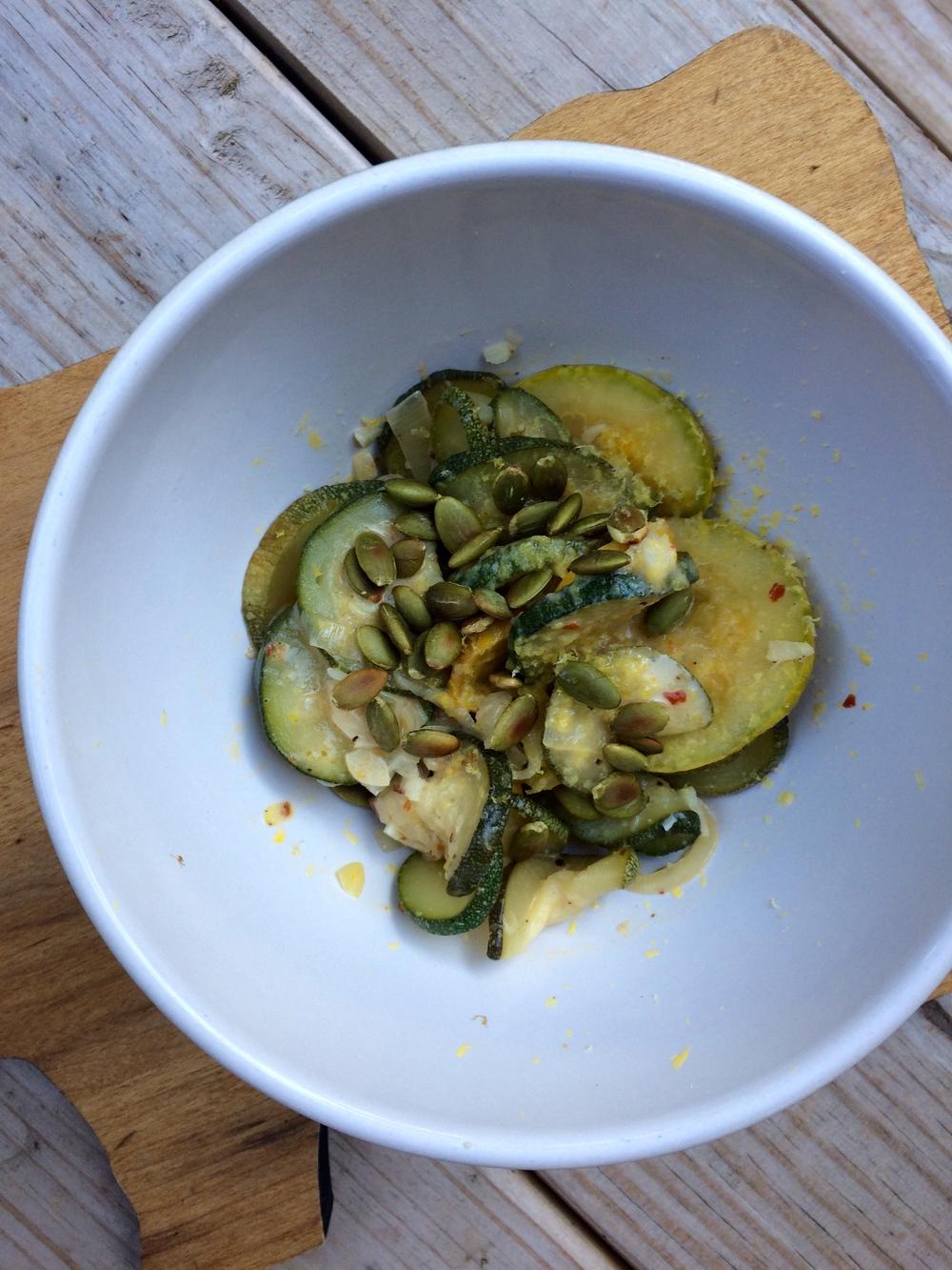 zucchini-aleppo-creme-fraiche