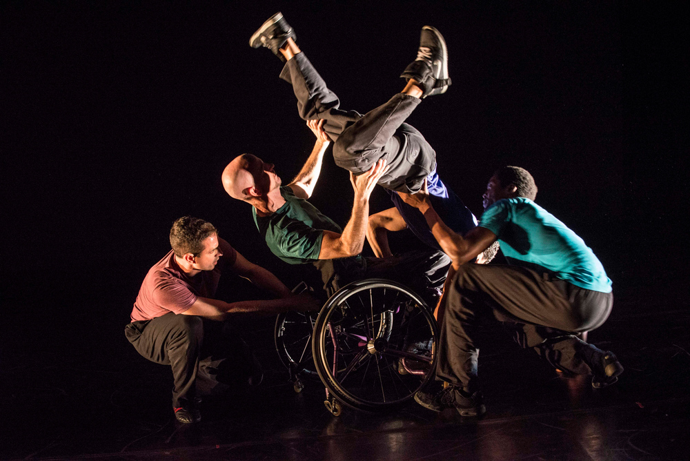 """Propel"" Choreographed by Leymis Bolaños-Wilmott Premiered in the 7th Season Concert, March 2013"