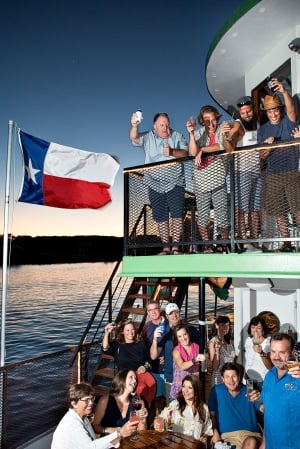 The Commodore's Pup - Lake Austin Riverboats