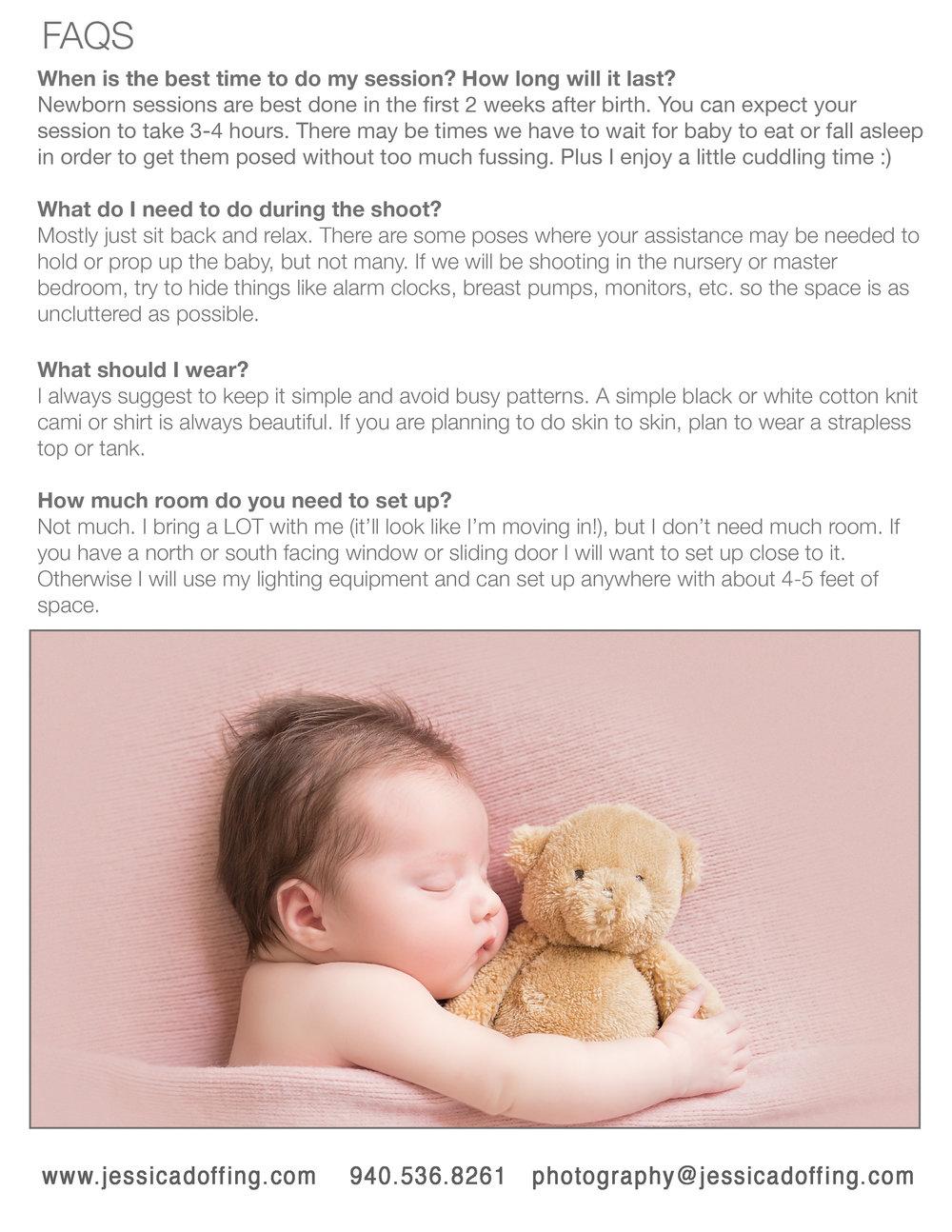 Newborn guide page 4