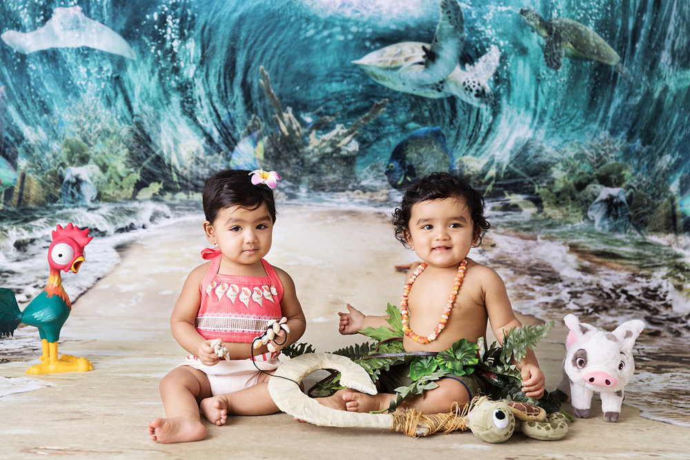 Moana mini session