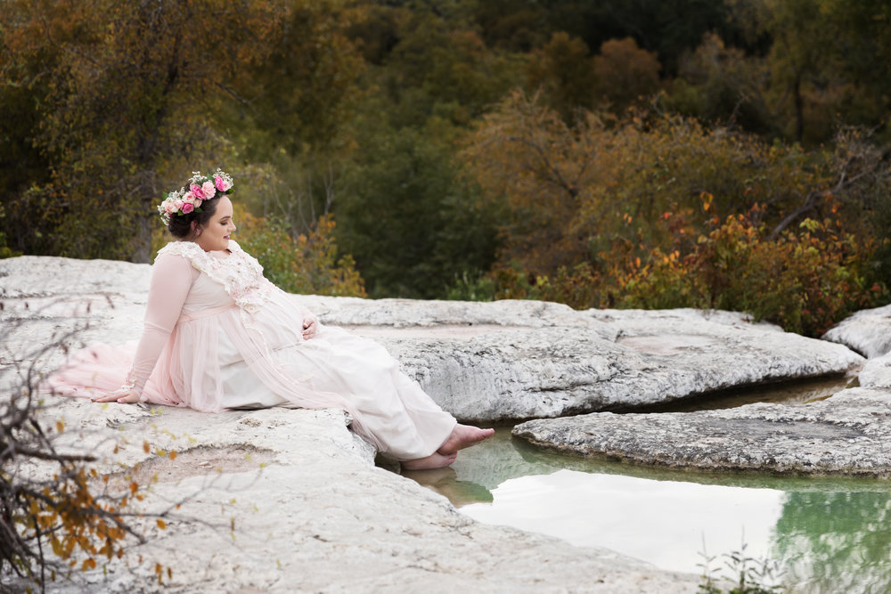 fall maternity mckinney falls texas
