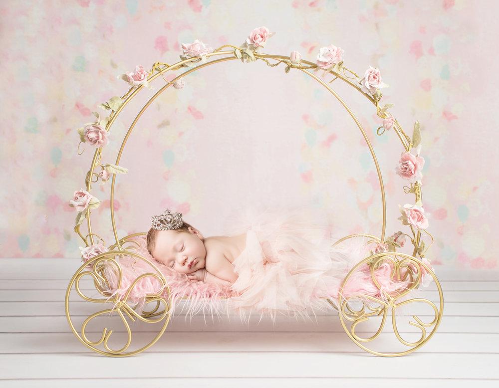Baby Cinderella, Warrior Princess