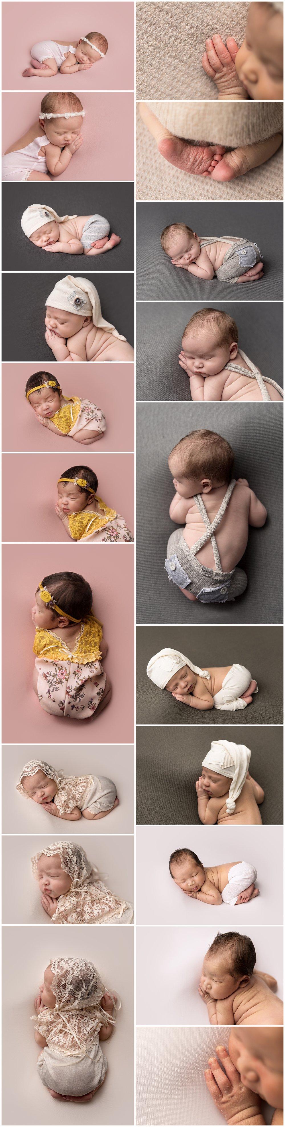 bum tushy up newborn beanbag pose