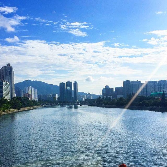 Finally some #sun. . . . #HongKong #travel #sightseeing #lifewelltravelled #shatin