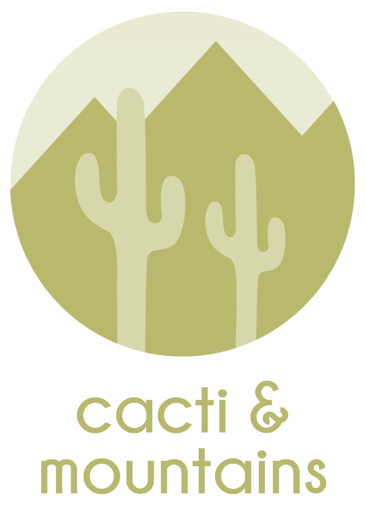 cacti & mountains