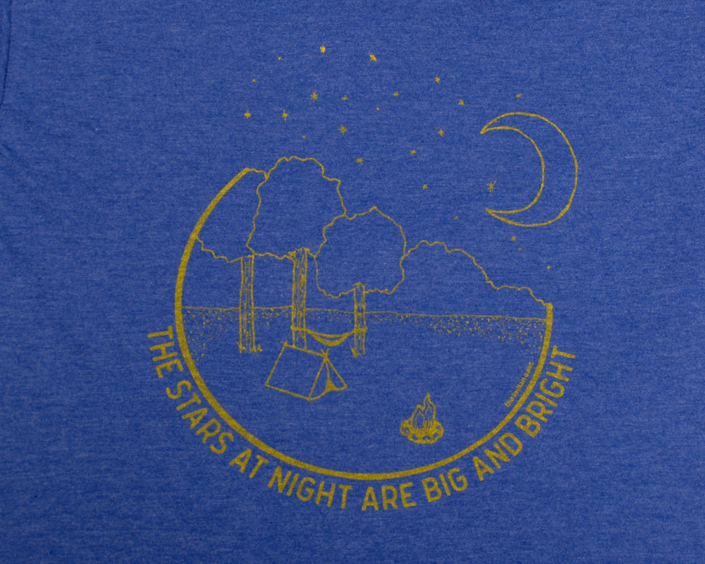 The Stars at Night Shirt — The Indian Oaks 13eab1709