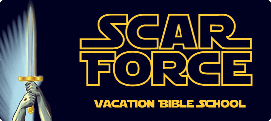 SCAR FORCE VBS JUNE 13-17 5:30 - 8:30 PM
