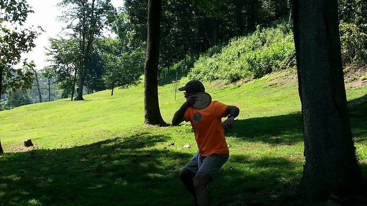 Redeemer Park Disc Golf Course