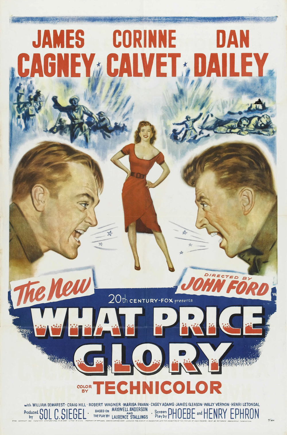 Poster - What Price Glory (1952)_01.jpg
