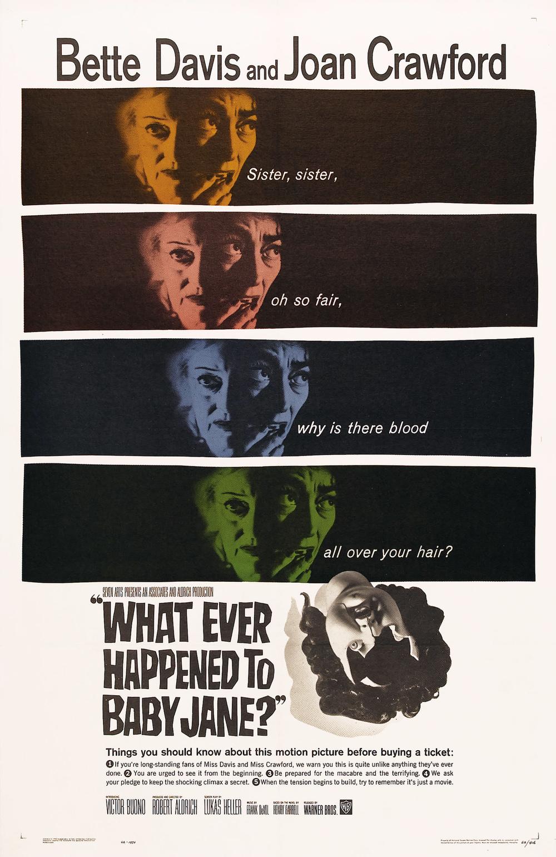 Poster - Whatever Happened to Baby Jane_01.jpg