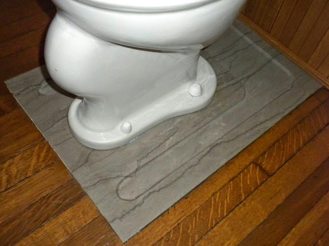 A Restored Bathroom Glessner House