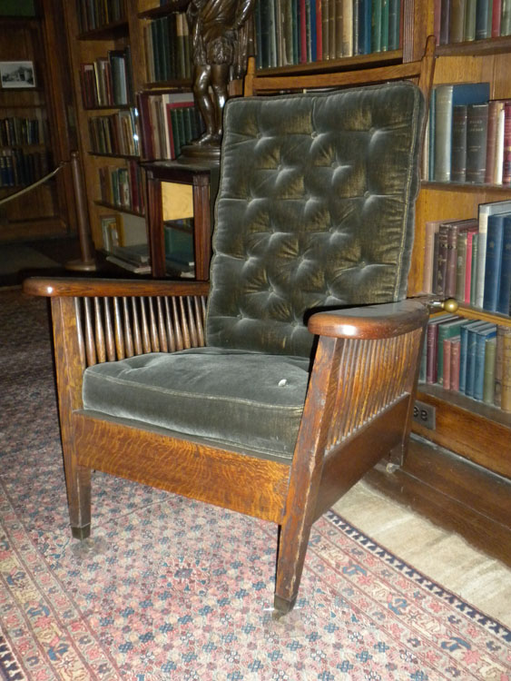 Museums Features Iconic William Morris Chair Glessner House