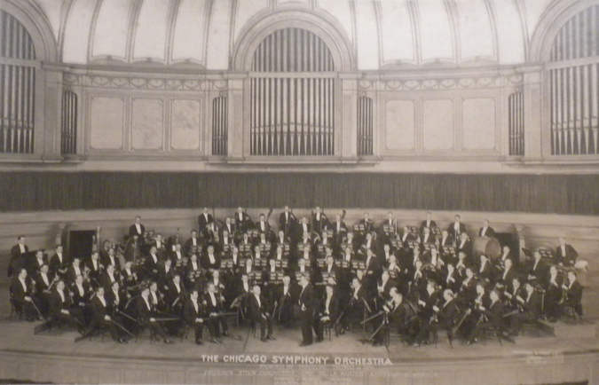 Chicago Symphony Orchestra, 1926