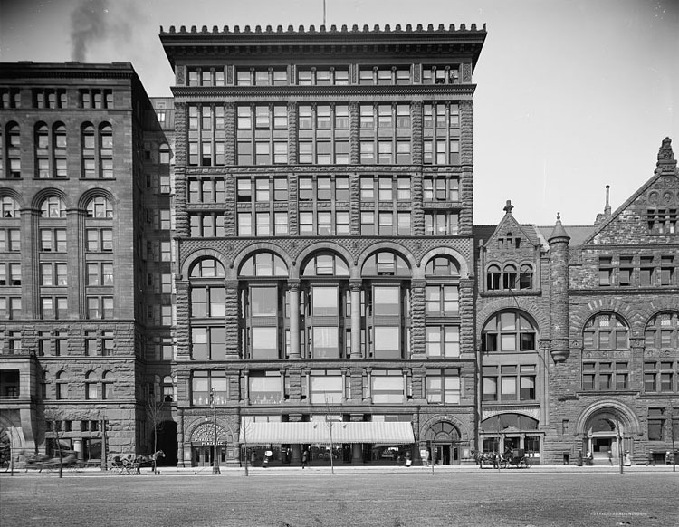 Fine Arts Building, 410 S. Michigan Avenue.  Home of the Cordon Club