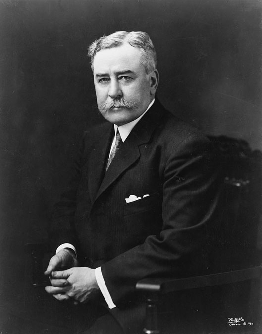 Mayor Carter H. Harrison, Jr.