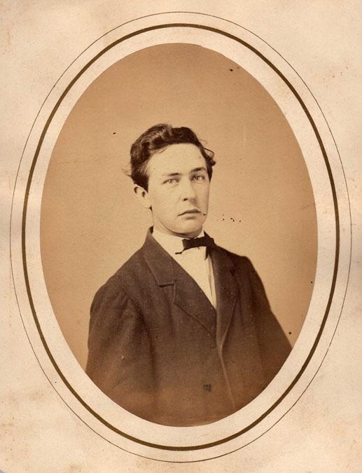 John J. Glessner, 1860s