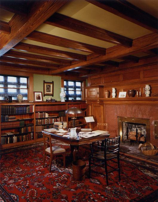The Glessner House School Room Glessner House Museum