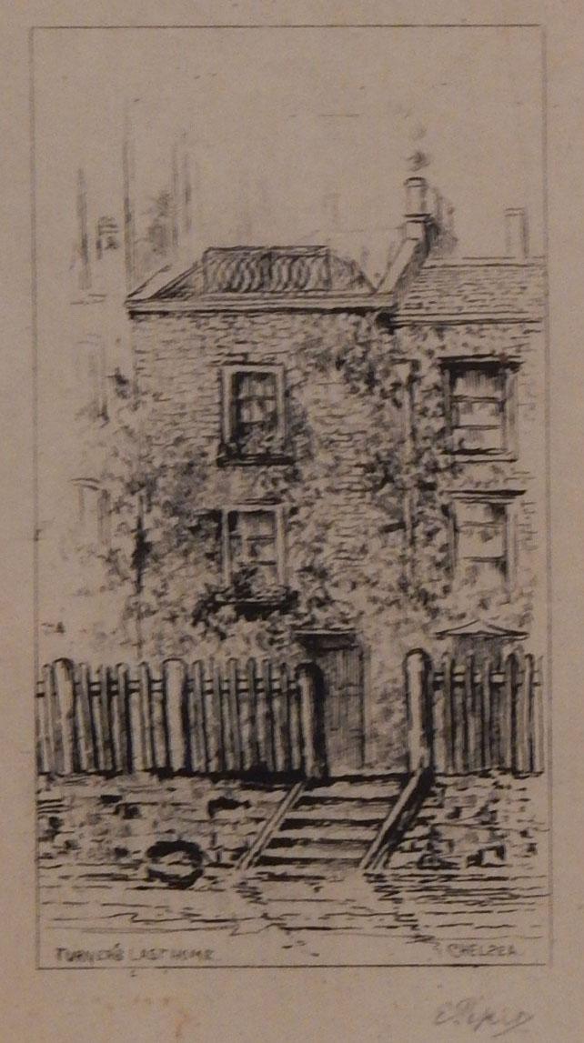 Turner's Last Home