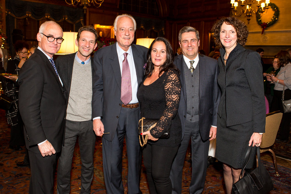 Chris Multhauf, Zurich Esposito, Honorary Gala Chair Dirk Lohan, Catherine Lohan, Kevin Havens, Lynn Osmond
