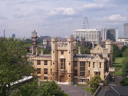 Lambeth Palace today