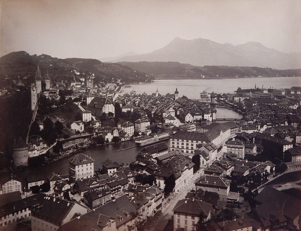 Photo by G. Sommer of Lucerne, Switzerland