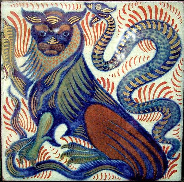 12 - De Morgan Tile Dragon.jpg