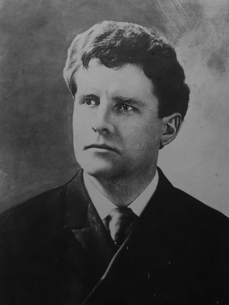 George Burgess Magrath, 1910