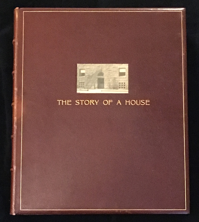 2019-03 The Story of a House.JPG