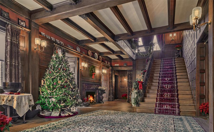 Christmas Tours.Christmas Candlelight Tours Glessner House