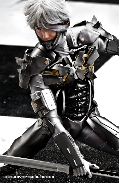 SoCoPhDPepper  is Raiden | Photo by  Kenjiko Kenji