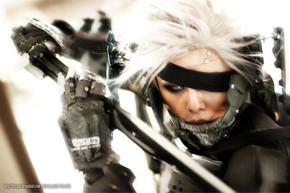 Keruuu  is Raiden | Photo by  Brian Lim Photography