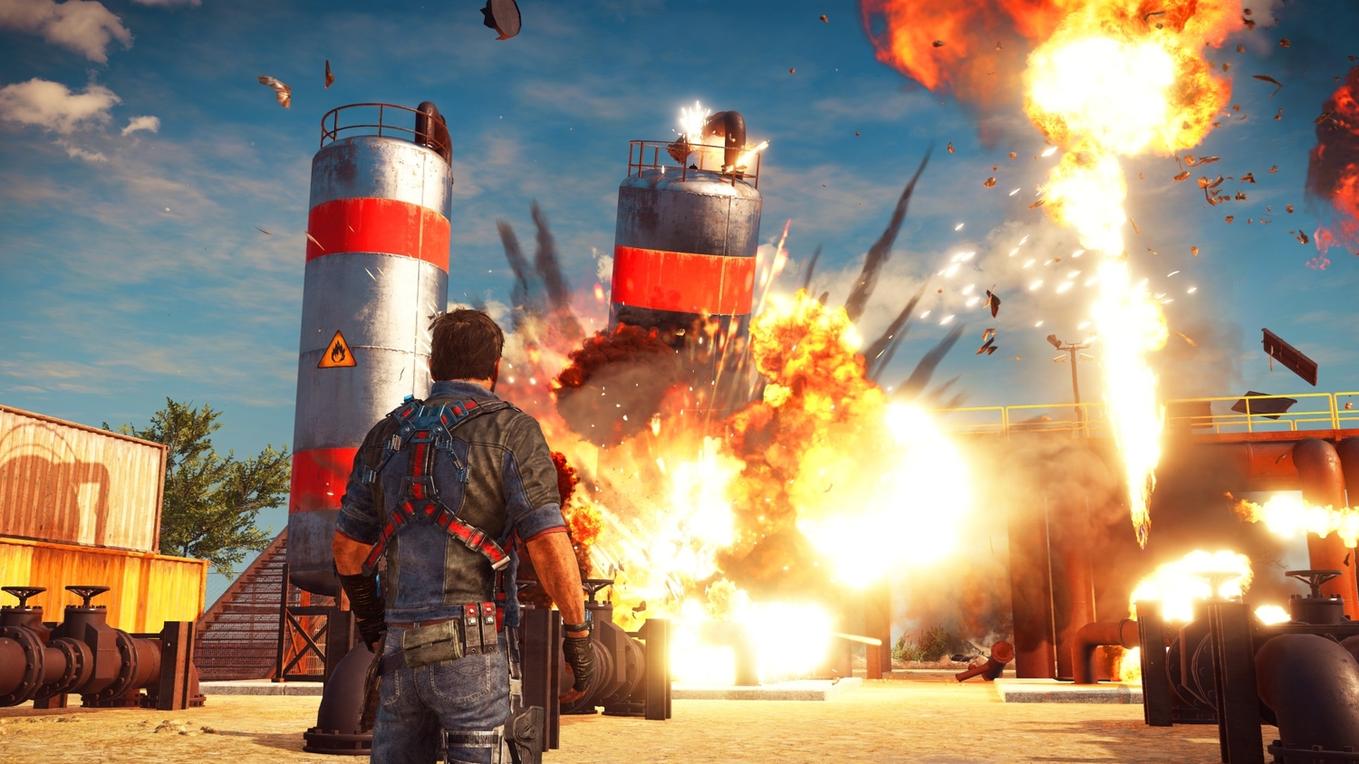 Review — JUST CAUSE 3 is Pure, Unadulterated Fun in Every Sense of the Word — GameTyrant