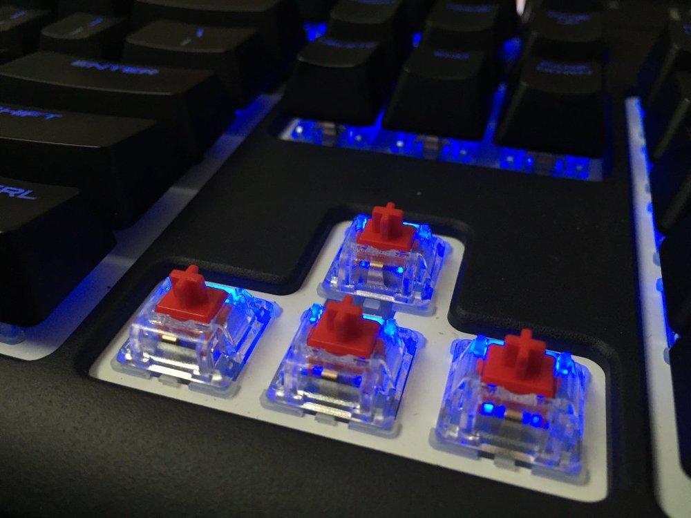 Cherry Mx Red Rgb Switch — Zwiftitaly