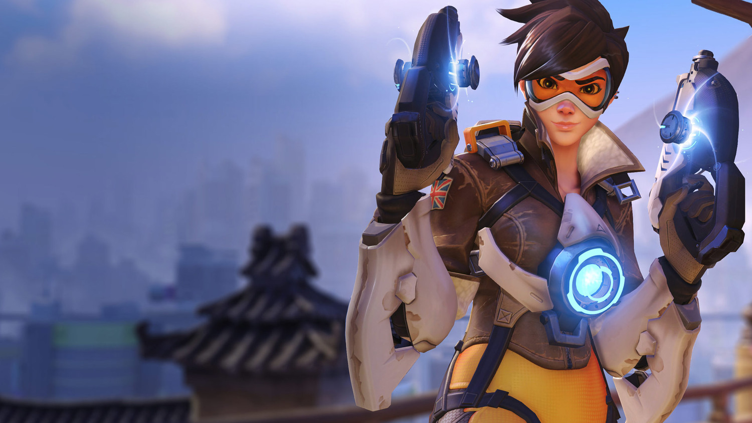 OVERWATCH Runs At 60FPS On Both PS4 And Xbox One — GameTyrant
