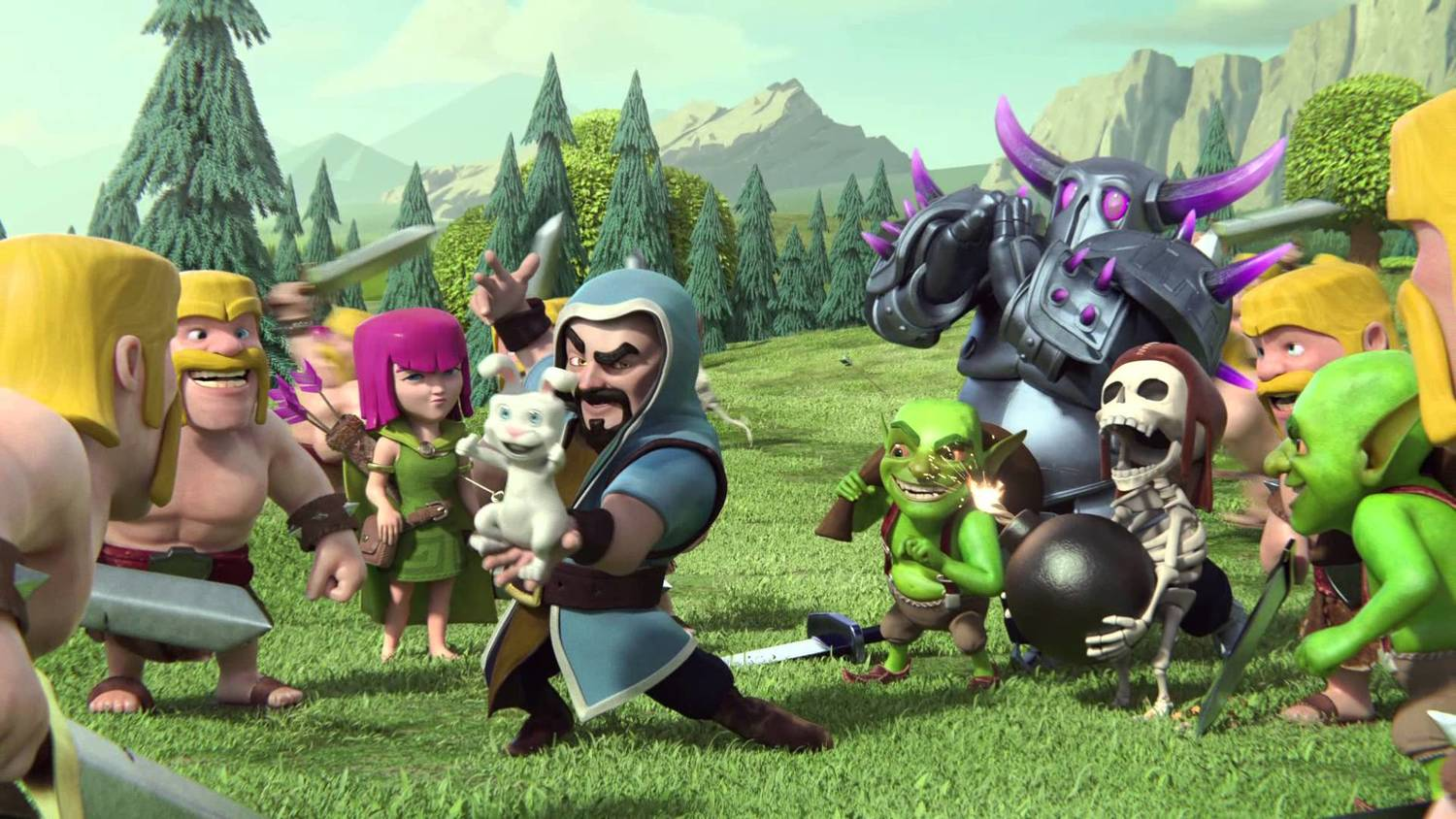 CLASH OF CLANS Made So Much Money It Accounts For 1/5th Of