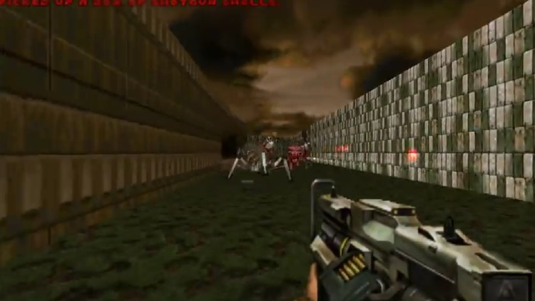 See Tanks, Helicopters, And Mech's Working In Brutal DOOM — GameTyrant