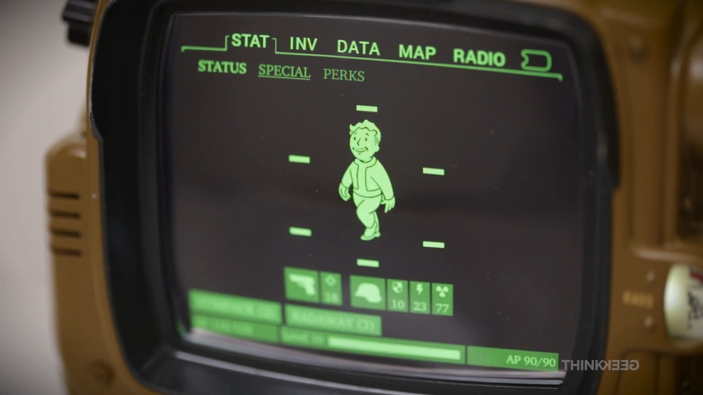 04bdbb68911648 ThinkGeek Creates Awesome Realistic FALLOUT PipBoy