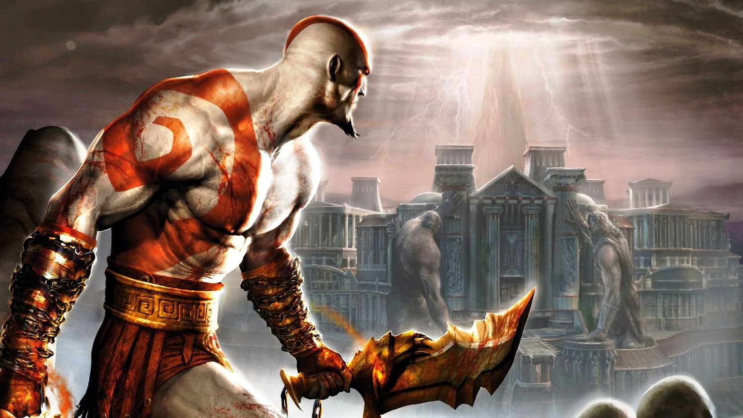 Kratos Voice Actor Will Not Return In God Of War 4 Gametyrant