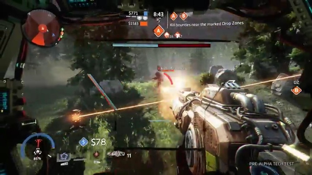 Watch 11 Minutes Of Insane TITANFALL 2 Multiplayer Action And Play